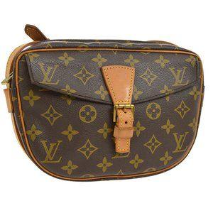 Auth Louis Vuitton Jeunefille Pm #5245L38B